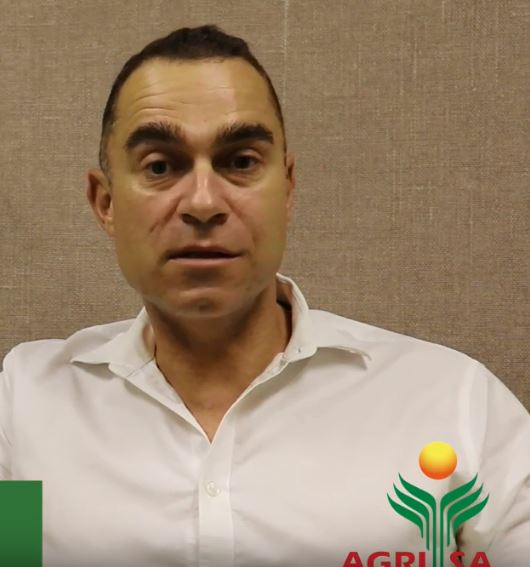 Omri van Zyl, Agri SA's executive director